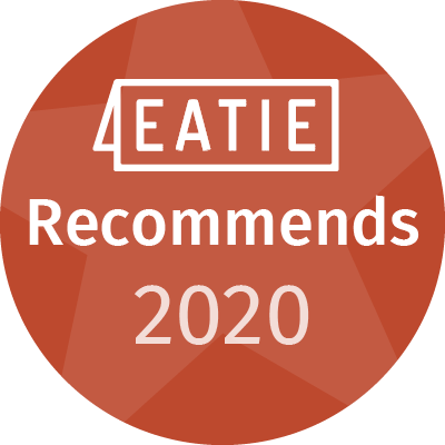 Eatie Recommends 2020 Round Badge 1 400x400